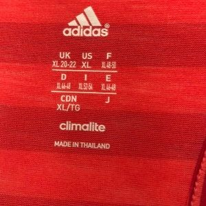 adidas Tops - Adidas XL Workout Top!